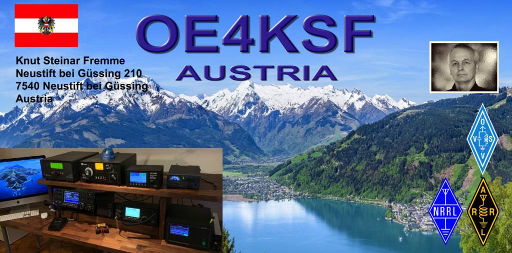 Qsl Oe4ksf Image